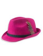 Alphorn Hut pink