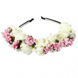 Blumen Blumenstirnband - Haarband - Kopfband