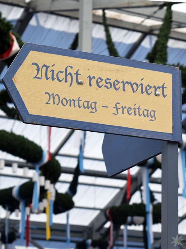 Schottenhamel Festzelt Wiesn 2015 Innenansicht