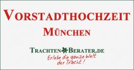 Vorstadthochzeit 2016 München