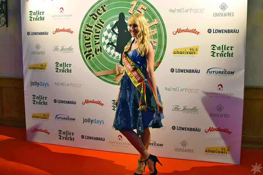 2016 nachtdertracht Miss Bayern